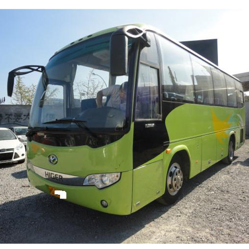 2013 Used Higer KLQ6856AE3 Bus 35 Seats