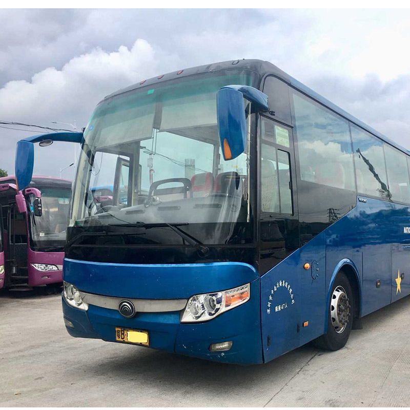 2014 Used Yutong ZK6127H Bus 47 Seats
