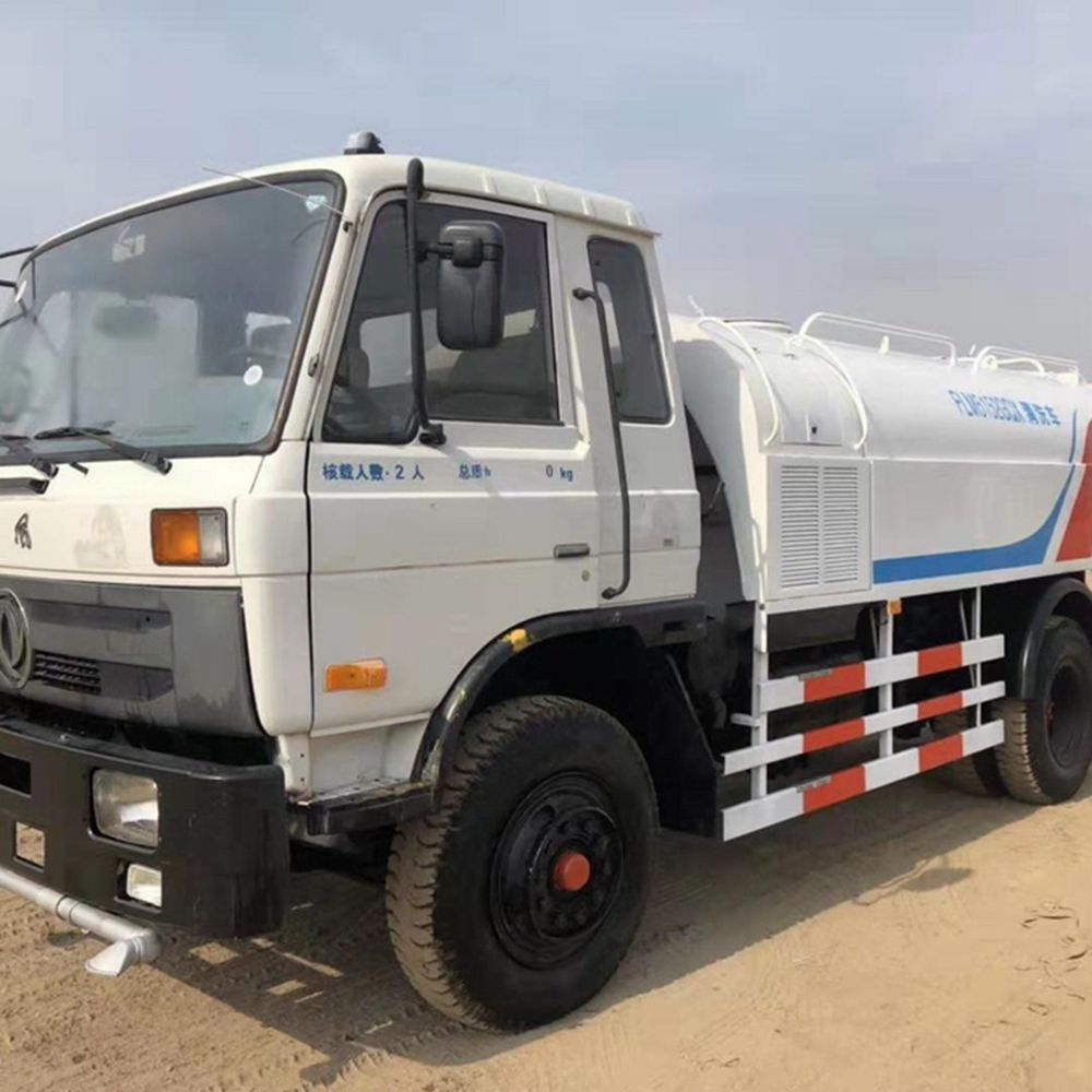 2013 Used Dongfeng Water Tank Truck