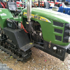 Used Agricultural Crawler Tractor LZ701 70 HP