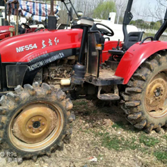 Used YTO Agricultural Farm tractor FM554 55 Hp  4WD
