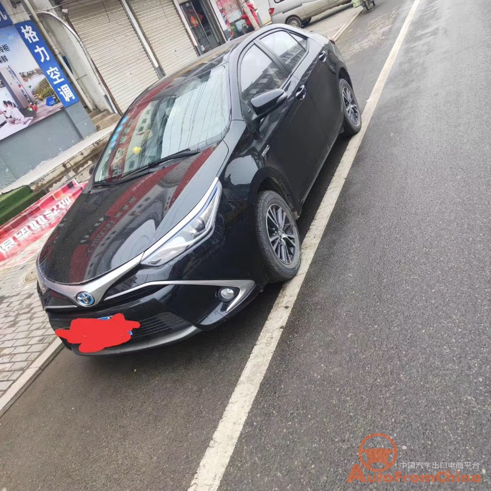 2017 Used Toyota Levin Car 1.8T