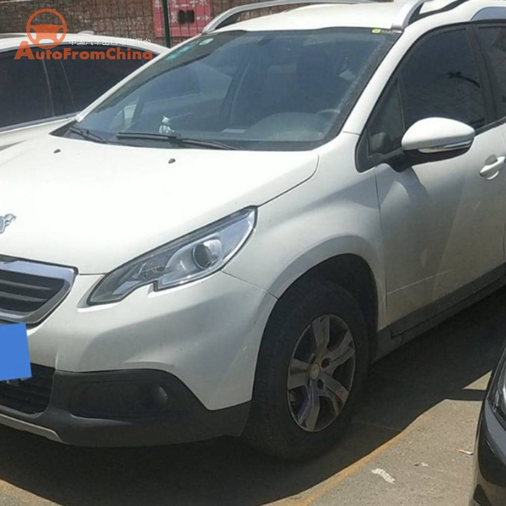 2014  Used Dongfeng Peugeot 2008 SUV , 4AT
