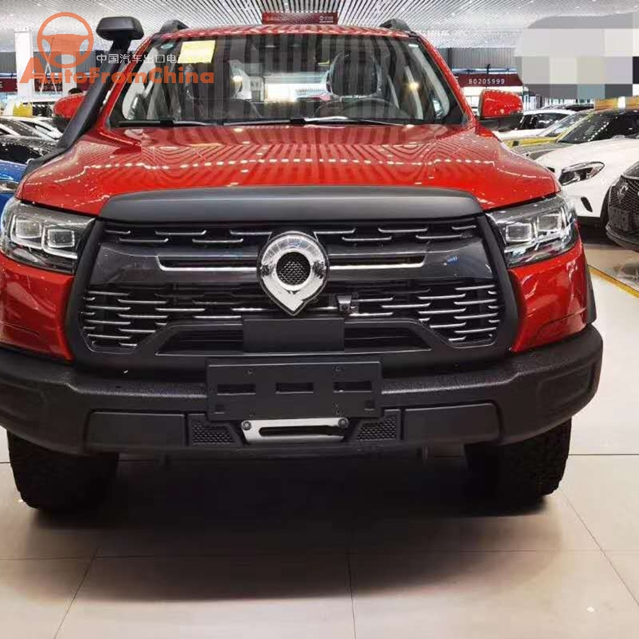2020 New Great Wall Cannon Pickup 2.0T 4WD