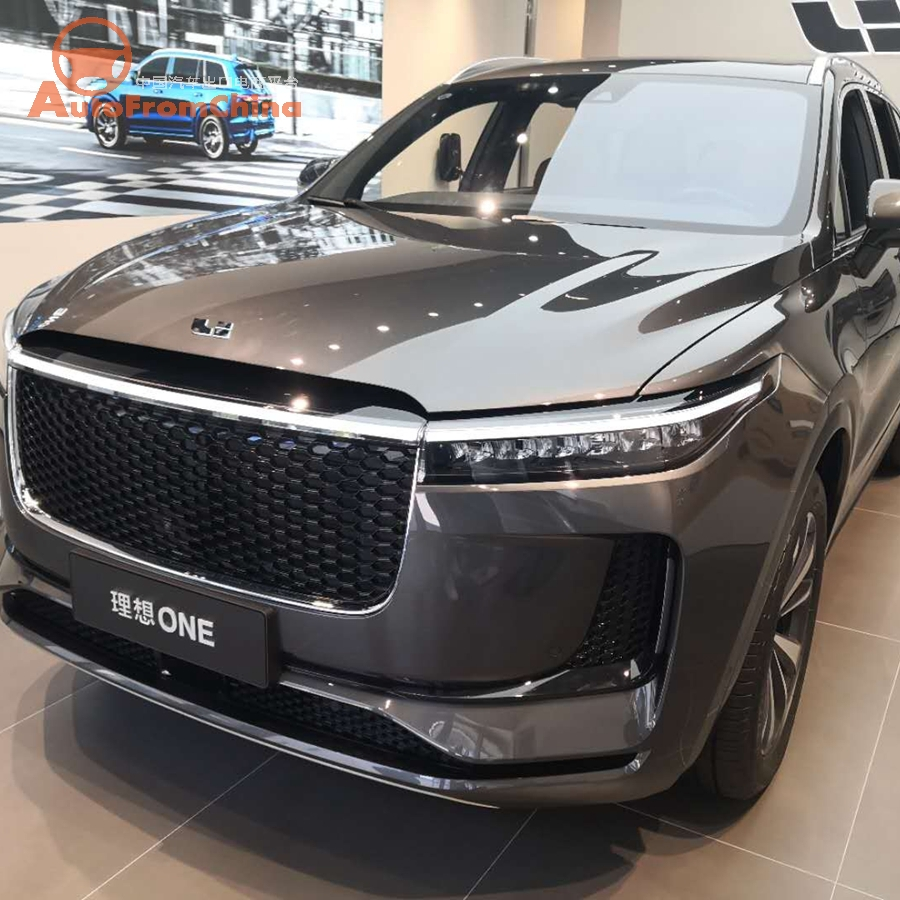 2020 New Ideal ONE Electric SUV ,4WD ,NEDC Range 800km ,7Seats