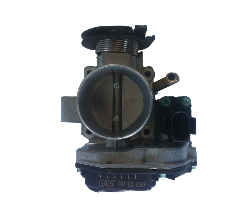 Free Shipping For Volkswagen Cabrio GTI Jetta Throttle Valve Body 037133064F