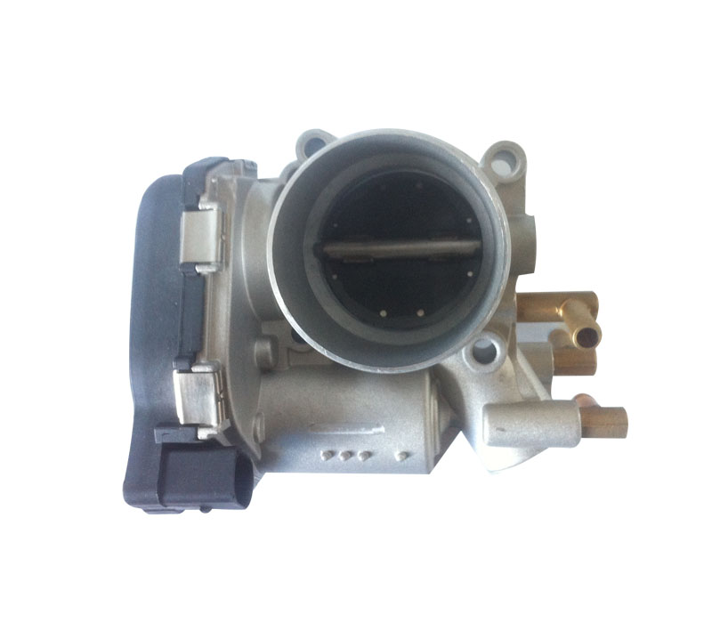 Free Shipping Throttle Body For VW Jetta 07 06A 133 062BK 06A 133 062BG NEW