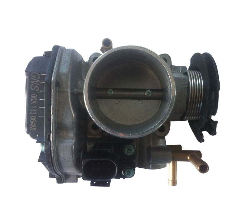 Throttle Body 06A133064M For Audi A3 Seat Leon Skoda Octavia VW Bora Golf