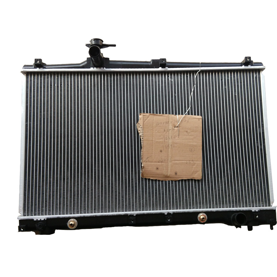Aluminum auto radiator and car radiator for Toyota Avensis ACM21 ACM26 OEM 16400-28290 16400-28360 auto radiators