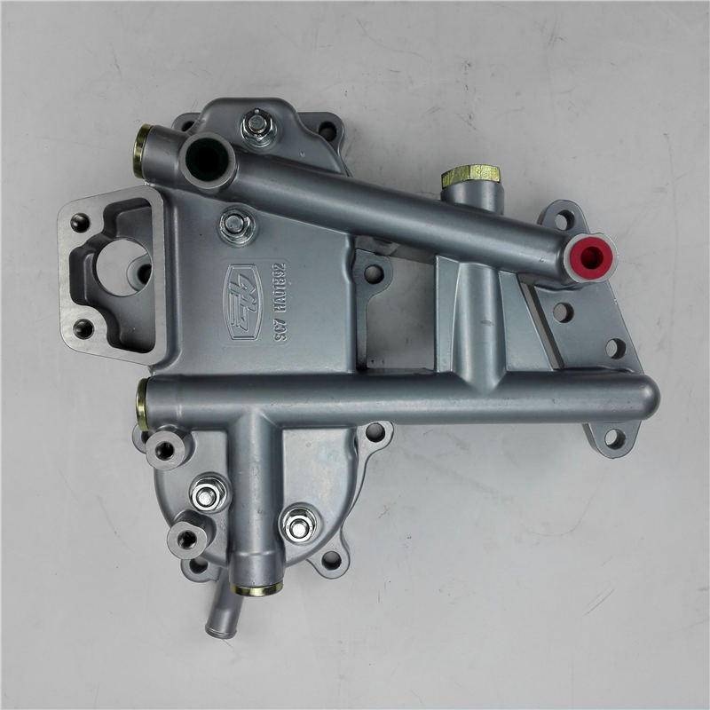 4100QBZL OIL COOLER YUNNEI ENGINE SPARE PARTS
